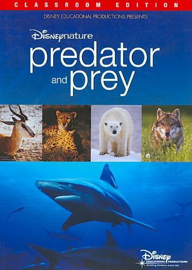 DISNEYNATURE PREDATOR AND PREY (DVD)